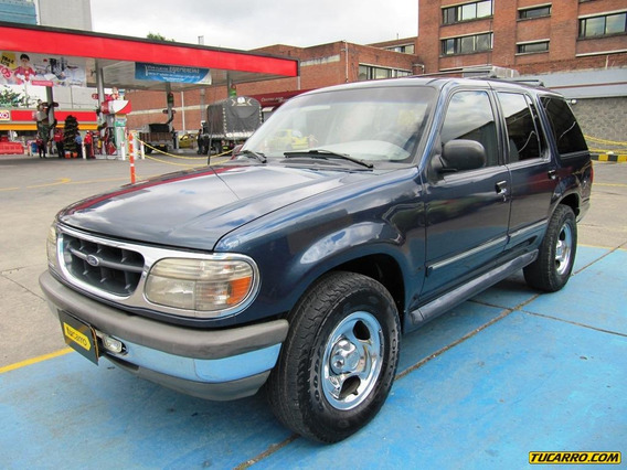 Ford Explorer Xlt Mt 4000cc