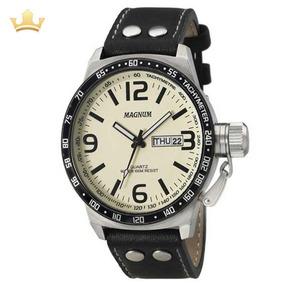 Relógio Magnum Masculino Ma31542y Com Nf