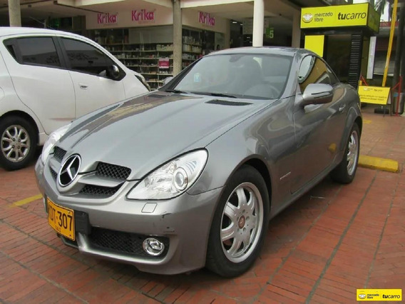 Mercedes Benz Clase Slk Mercedes Benz Slk200 Mt