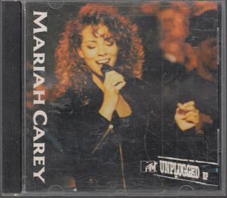 Mariah Carey. Mtv Unplugged. Cd Original Usado. P71. Qq5.