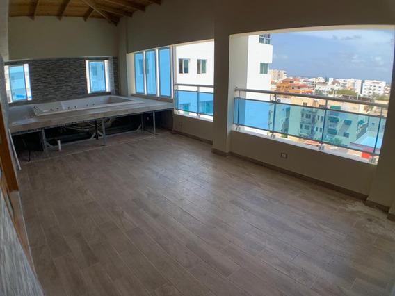 Penthouse Nuevo En Venta En Mirador Sur Con Vista Al Mar