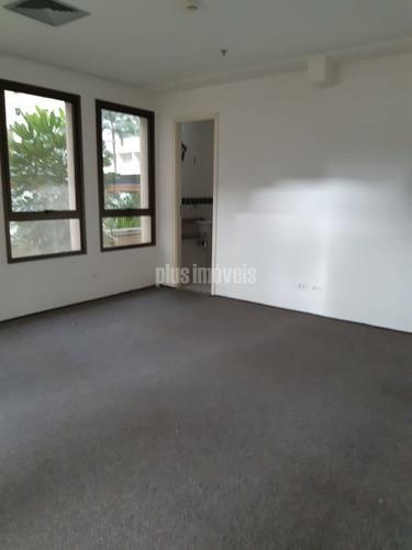 Salas Comerciais Para Locação - 48m² E 52m² - Pj49407