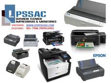 Servicio Técnico De Impresoras Epson Hp Domicilio 959312401