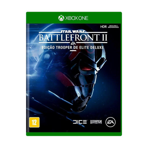 Star Wars Battlefront Ii Trooper Elite Deluxe Xbox One