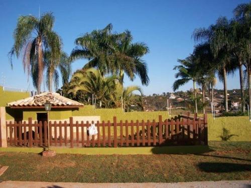 Imagem 1 de 4 de Chácara Residencial À Venda, Jardim Leonor, Itatiba. - Ch00270 - 34111402