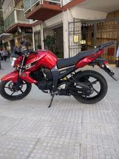 Yamaha Fz16, 5.600 Km Reales. Excelente Estado. $40.000