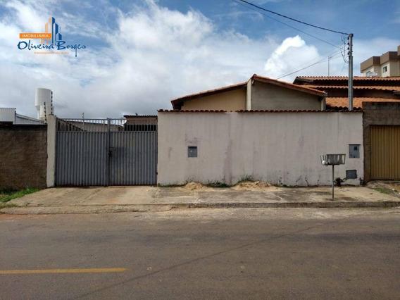 Galpão À Venda, 180 M² Por R$ 350.000,00 - Setor Sul Jamil Miguel - Anápolis/go - Ga0010