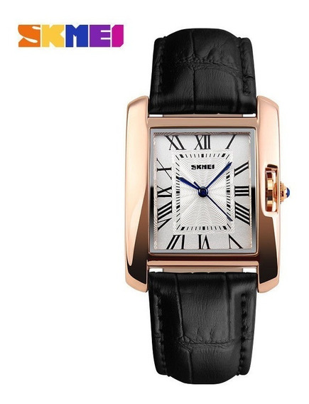Relógio Feminino Original Skmei Modelo 1085 Preto