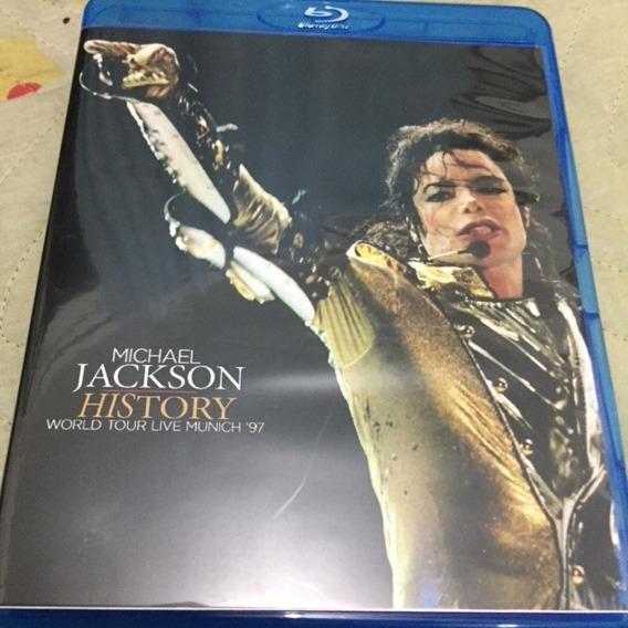Bluray Michael Jackson - History Tour (munich) 97