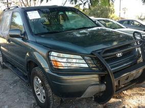 Honda Pilot 2005 ( En Partes ) 2003 - 2005 Motor 3.5 Aut 4x4
