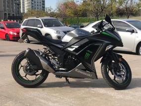 Kawasaki Ninja 300 2016 Excelente!!!** Madero Racing**