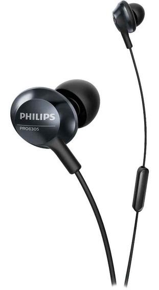 Fone De Ouvido Intra Auricular Philips Original Lacrado Nota