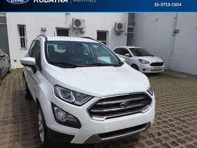 Ford Ecosport Titanium 0 Km Dragon 1.5 C Manual 2018cc