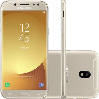 Smartphone Samsung Galaxy J5 Pro Dual Chip Android 7.0 Tela