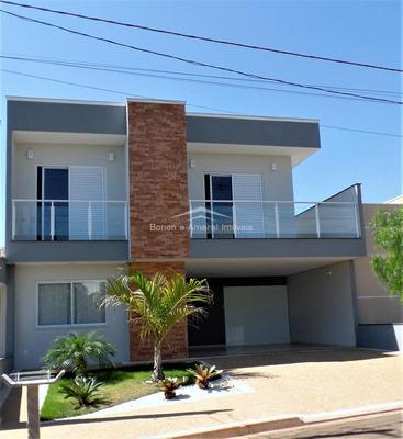 Casa À Venda Em Real Park Sumaré - Ca007567
