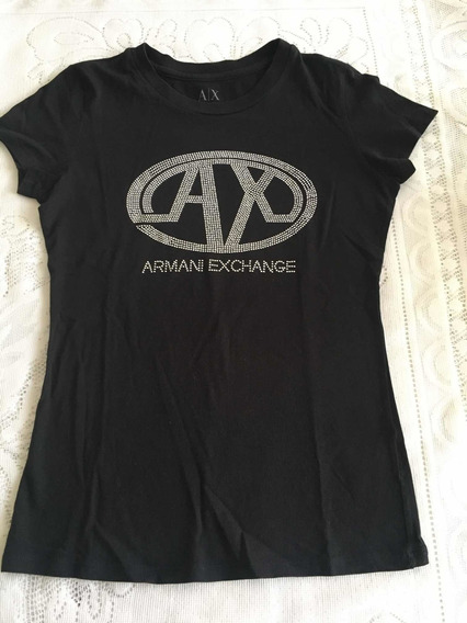 Remera Mujer Armani Exchange