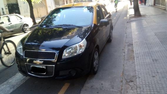 Taxi Chevrolet Aveo G3 1.6 + Gnc + Licencia P/ Trabajar Ya!
