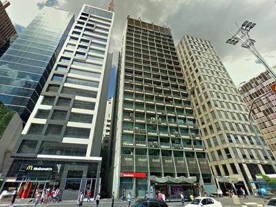 Conjunto Comercial Na Avenida Paulista Para Locação, Andar Alto, Bela Vista, São Paulo - Cj2183. - Cj2183