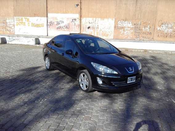 Peugeot 408 4ptas 2.0n Allure Plus Manual 2015