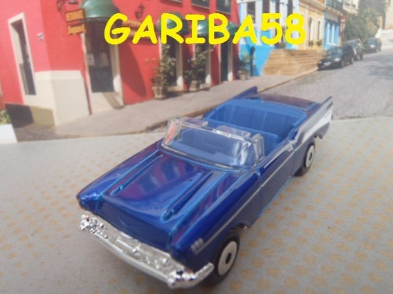 R$18 No Lote Matchbox 57 Chevrolet Bel Air 2007 Classics G58