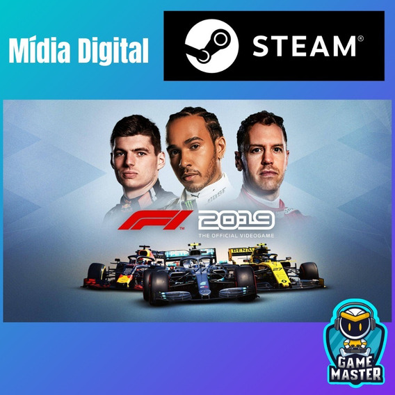 F1 2019 - Jogo Formula 1 Steam Digital Key Original