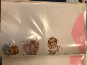 Coleção Papel De Carta Anos 80 - Pasta 2