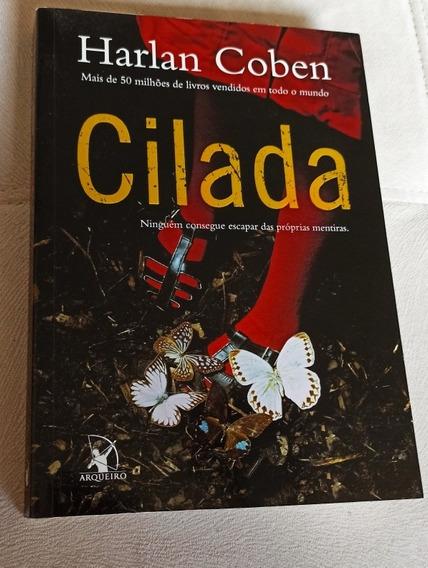 Livro Cilada - Harlan Coben