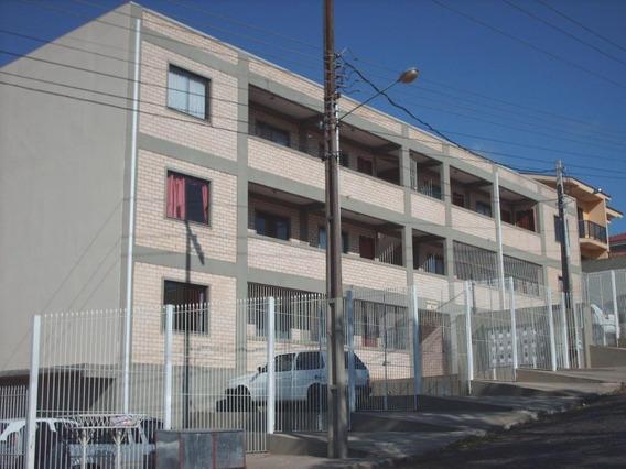 Apartamento Com 1 Dormitório Para Alugar, 30 M² Por R$ 400/mês - Jardim Carvalho - Ponta Grossa/pr - Ap0269