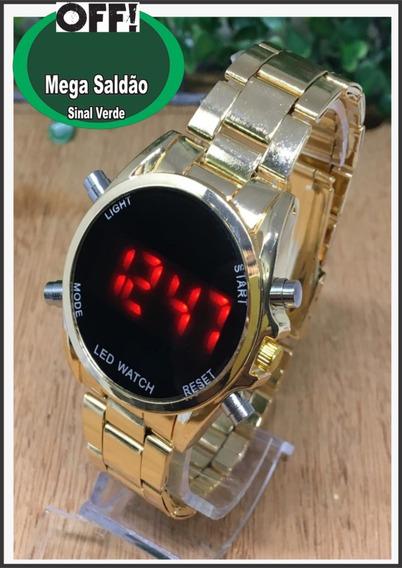 Relógio Feminino Digital Touch Super Promoção