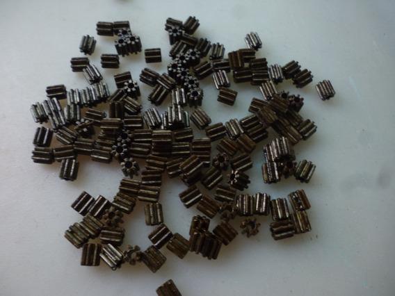 Autorama Estrela Pinhão 7 Dentes De Aço - 03x Unidades