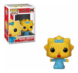 Funko Pop The Simpsons S2- Maggie #498 Original