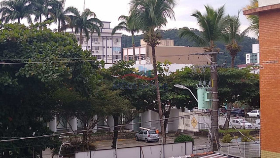 Kitnet Com 1 Dorm, Boqueirão, Praia Grande, Cod: 3215 - A3215