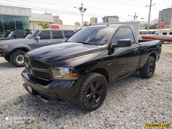 Dodge Ram Pick-up 4x4