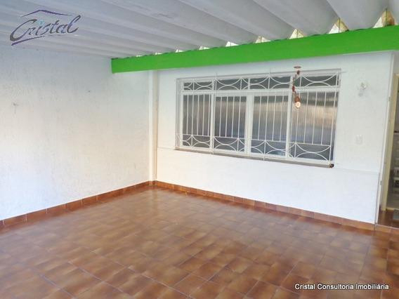 Casa Para Venda, 3 Dormitórios, Rio Pequeno - São Paulo - 16280