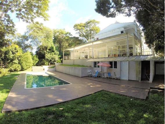 Casa Com 4 Dormitórios À Venda, 500 M² Por R$ 1.599.000 - Granja Viana - Cotia/sp - Ca2771