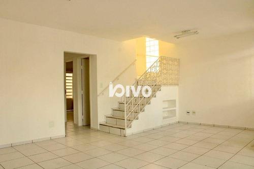 Imagem 1 de 30 de Sobrado Com 9 Dormitórios Para Alugar, 230 M² Por R$ 10.000,00/mês - Vila Clementino - São Paulo/sp - So0656