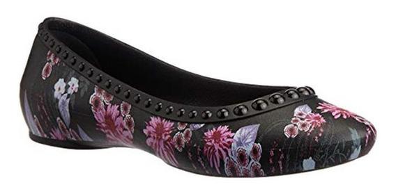 Chata Crocs Crocs Lina Luxe Flat C-203407-060