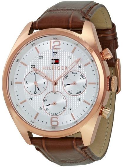 Reloj Tommy Hilfiger Sophisticated Sport Piel Hombre 1791183