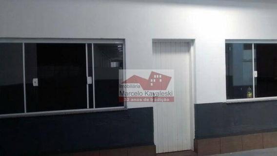 Galpão Comercial Para Locação, Ipiranga, São Paulo - Ga0050. - Ga0050