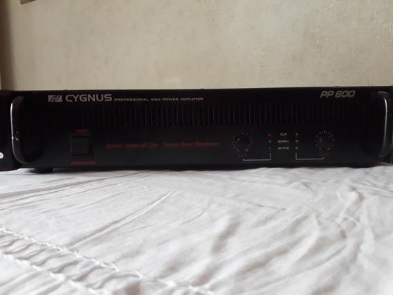 Amplificador De Potência Cygnus Pp 800