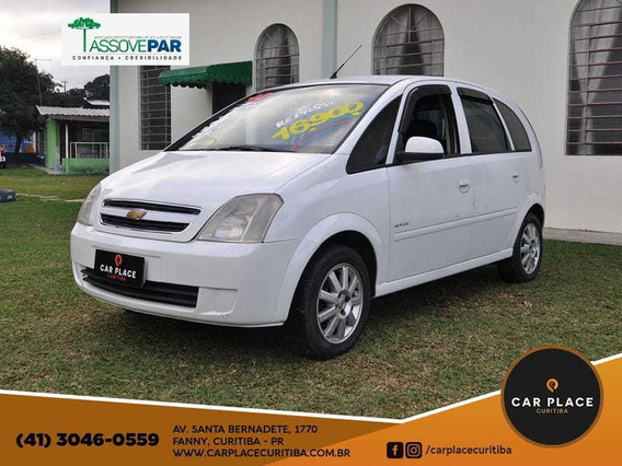 Chevrolet Meriva Maxx 1.4 8v 4p 2010