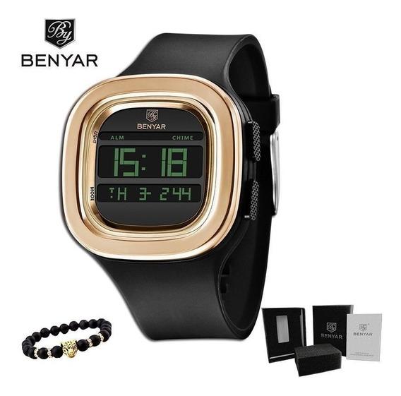 Relógio Masculino Benyar By8001 Digital Esportivo