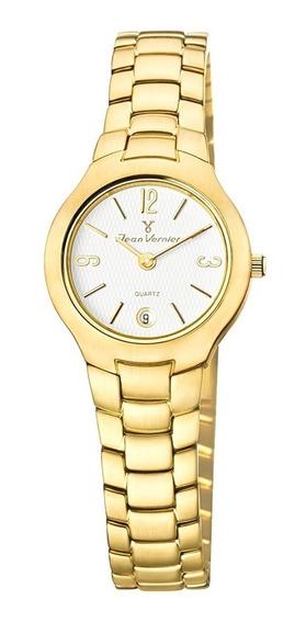 Relógio Feminino Jean Vernier Jv4948 Vitrine Leia O Anuncio
