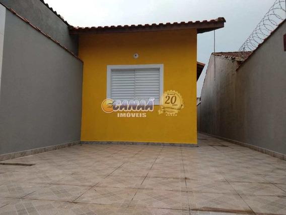 Casa À Venda Agenor De Campos, Mongaguá !!! Ref. 7528 E