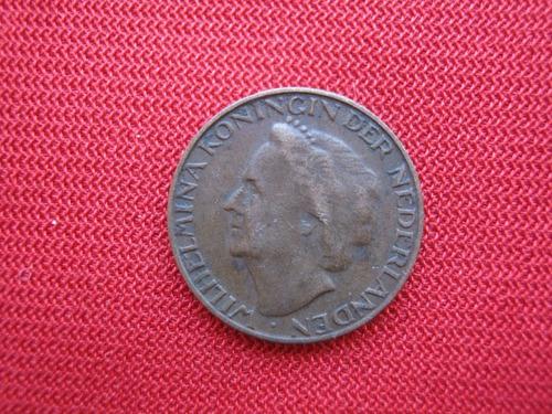 Imagen 1 de 2 de Holanda 1 Centavo  1948