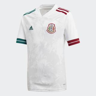 Nuevo Jersey Playera México 2020 Blanco Hombre