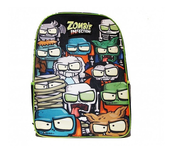Mochila Zombie Infection 17 Faydi