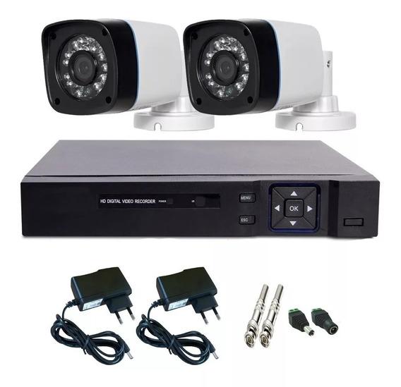 Kit Residencial Câmeras