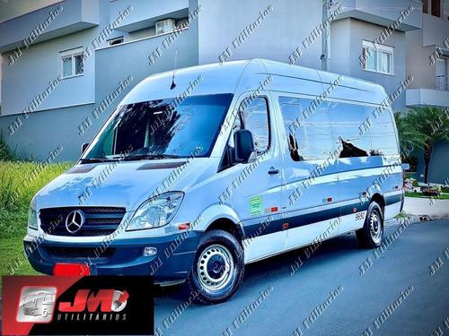 Imagem 1 de 9 de M.benz Sprinter 415 Ano 2012 Executiva 18 Lug Jm Cod 891