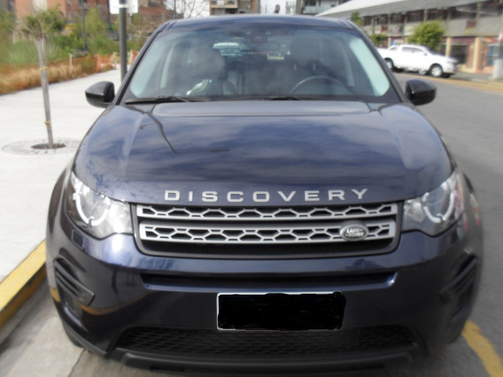 Land Rover Discovery Sport S14